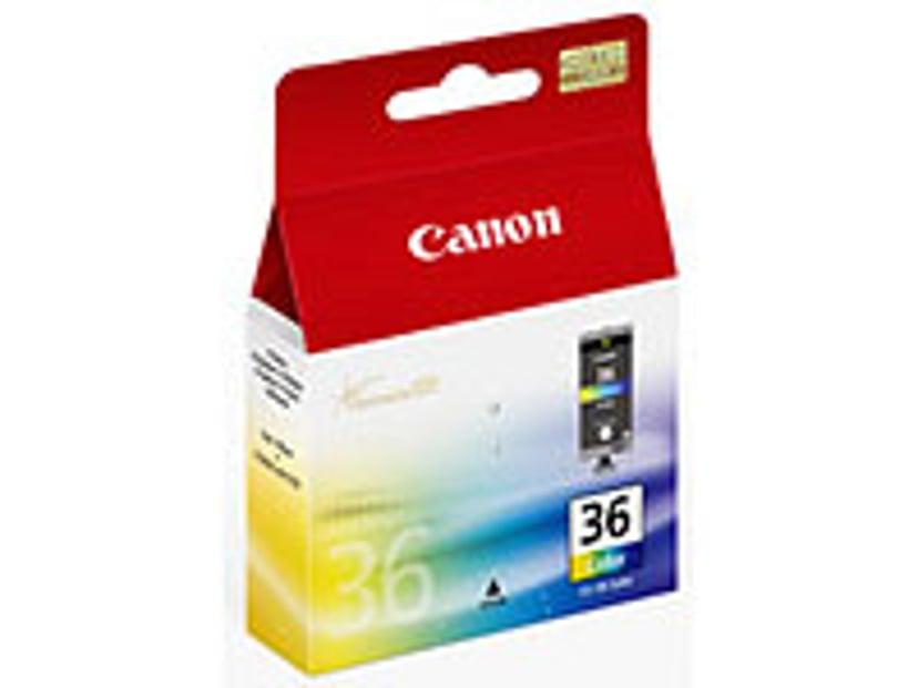 Canon Blekk Farge CLI-36 - MINI 260