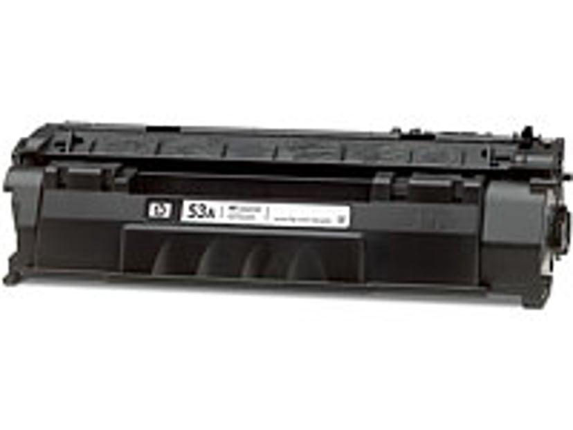 HP Värikasetti Musta 3K - Q7553A