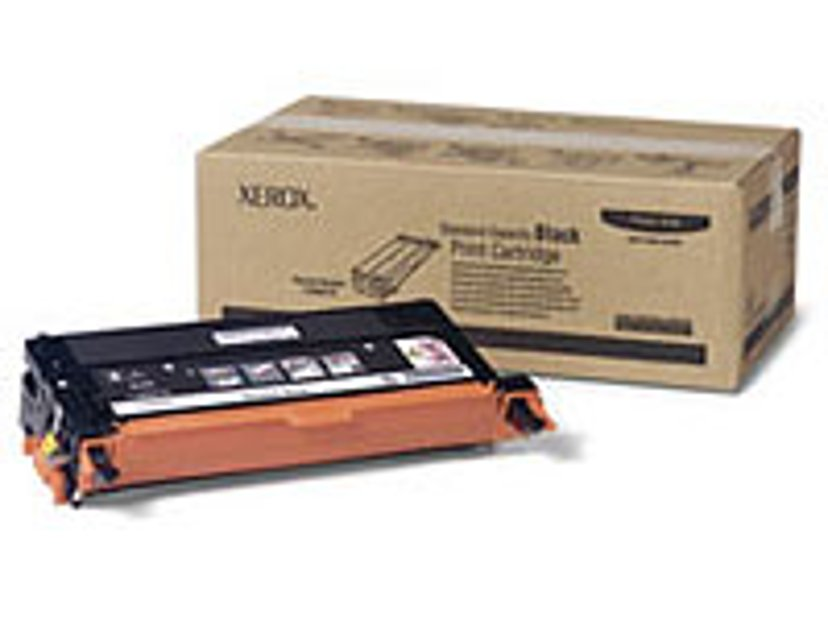 Xerox Toner Svart 8k - Phaser 6180