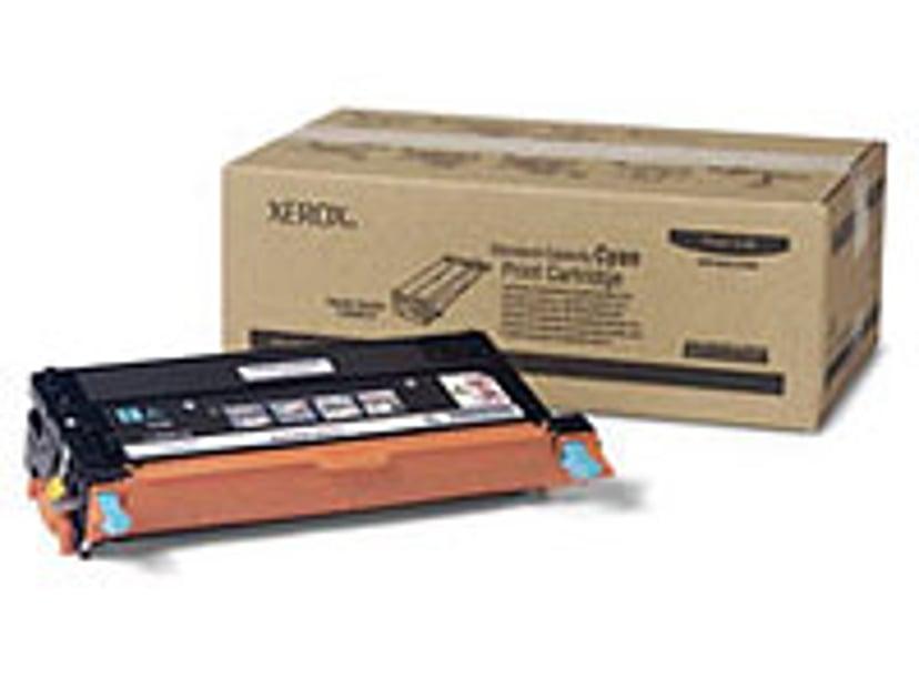 Xerox Toner Cyaan 6k - Phaser 6180