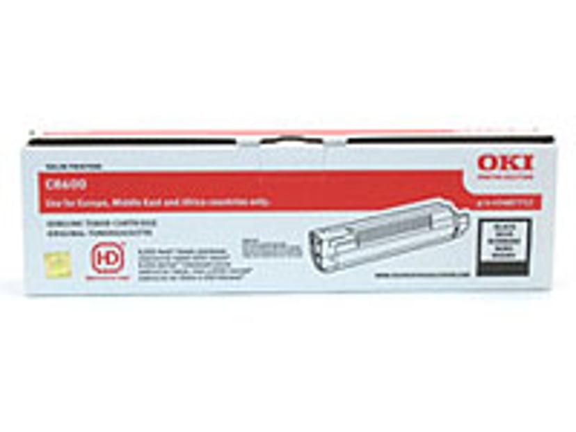 OKI Toner Svart - C8600