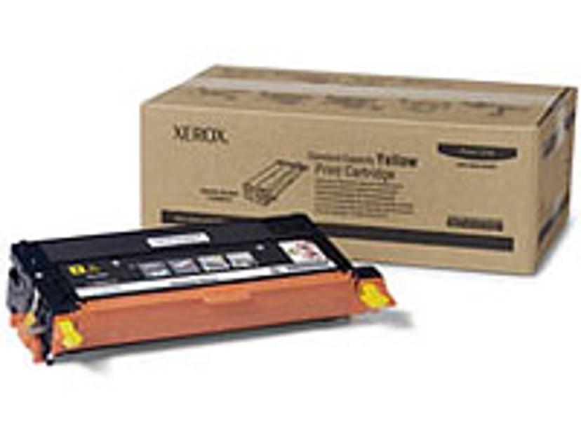 Xerox Toner Geel 6k - Phaser 6180