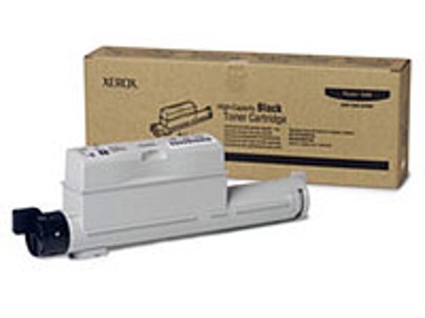 Xerox Toner Svart 18k - Phaser 6360