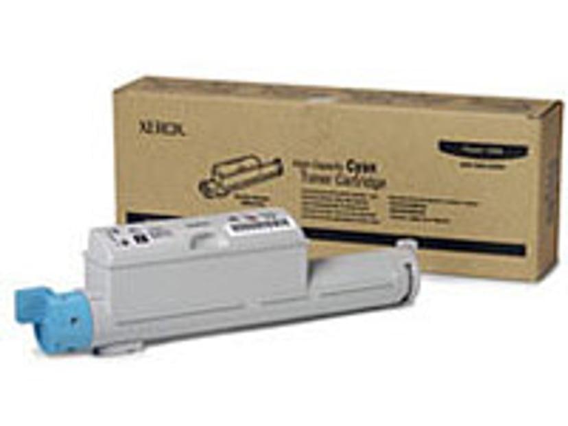Xerox Toner Cyan 12k - Phaser 6360