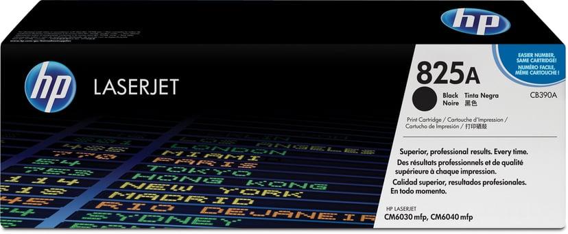 HP Värikasetti Musta 19.5K - CB390A