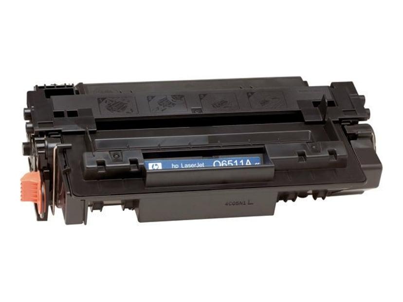HP Värikasetti Musta 6K - Q6511A