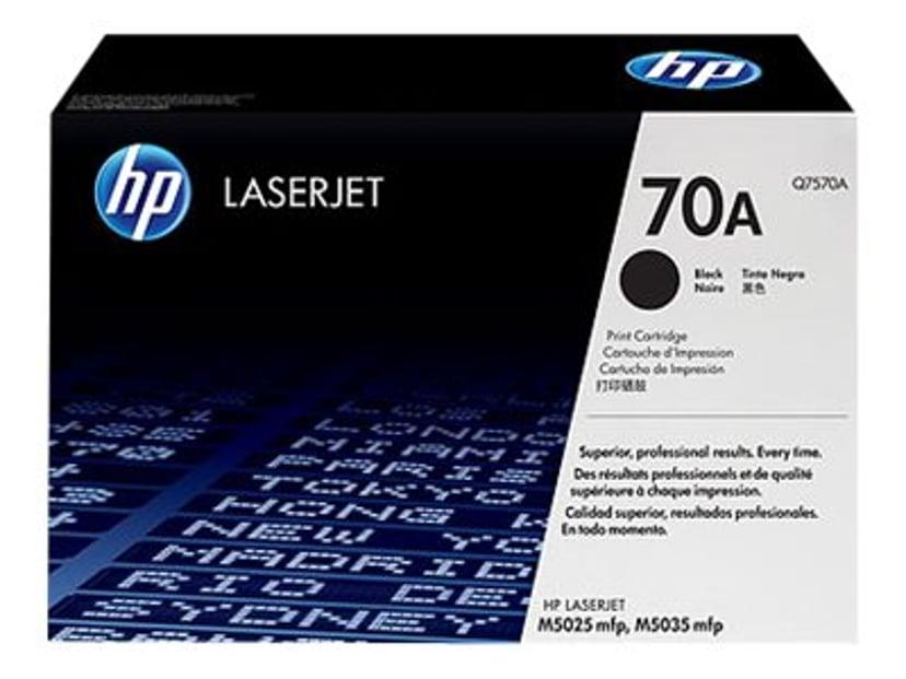 HP Toner Svart 70A 15K - Q7570A