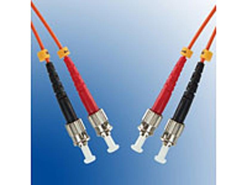 Microconnect Fiberoptisk kabel ST/UPC ST/UPC OM1 10m