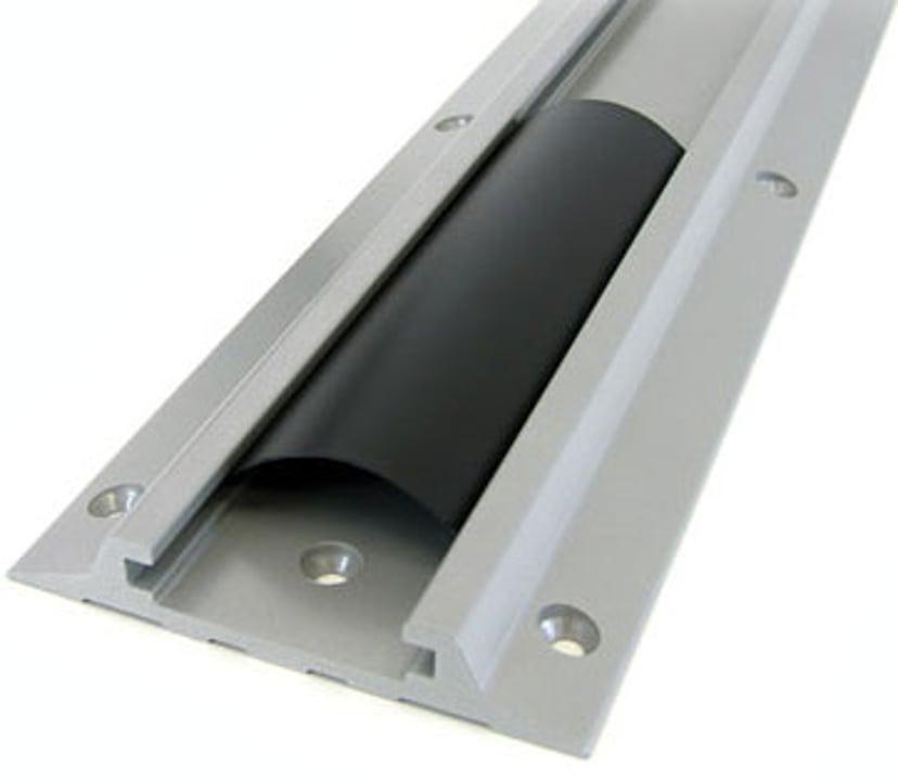 "Ergotron Wall Track Veggskinne 26"" 660x127mm Aluminium"