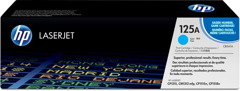 HP Toner Cyaan 1.4K - CB541A