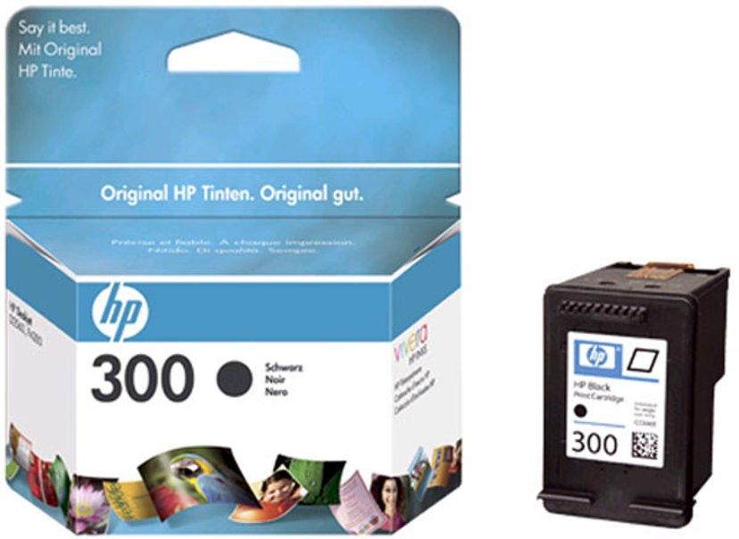 HP Blekk Svart No.300 - F4280