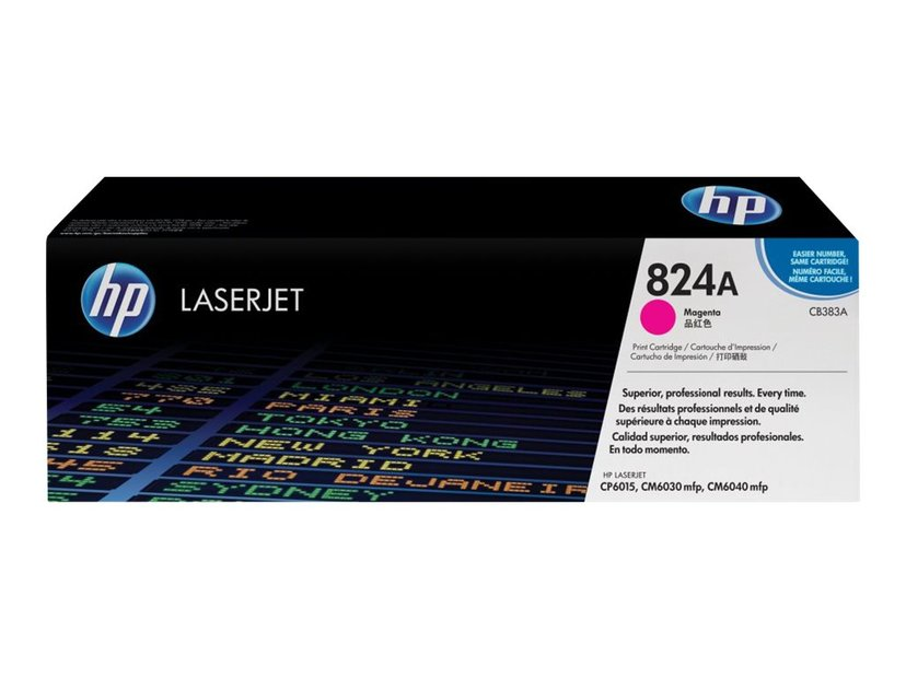 HP Toner Magenta 21K - CB383A