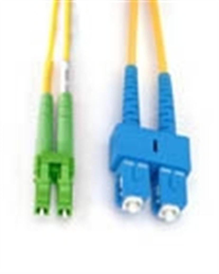 Microconnect Fiberoptisk kabel LC/UPC SC/APC OS1 2m