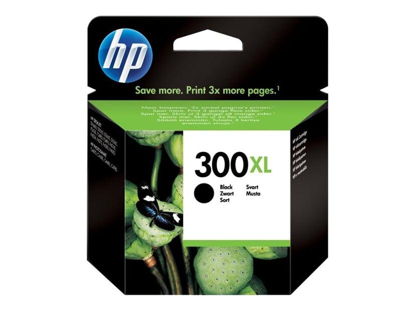 HP Blekk Svart No.300XL - F4280