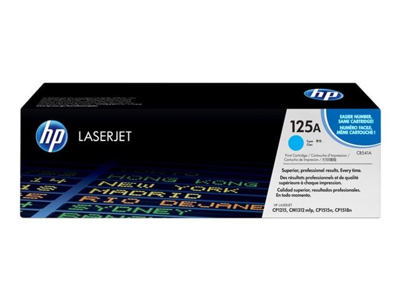 HP Toner Cyan 1.4K - CB541A