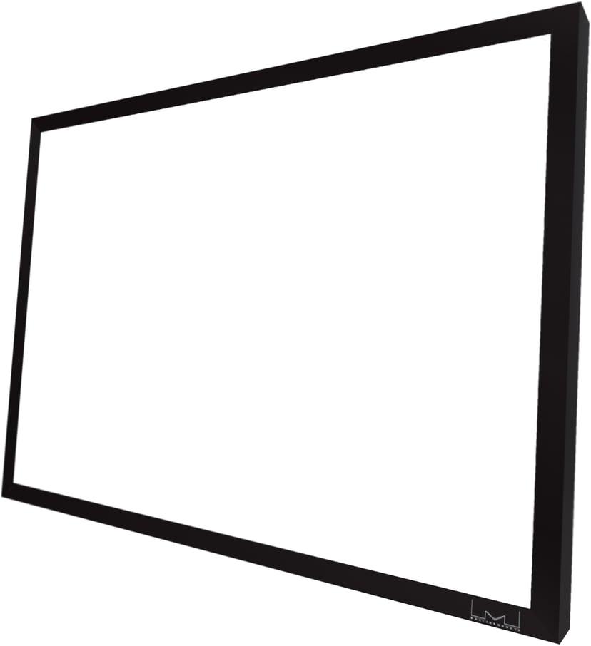 "Multibrackets Screen Fixed Frame 16:9 180"""