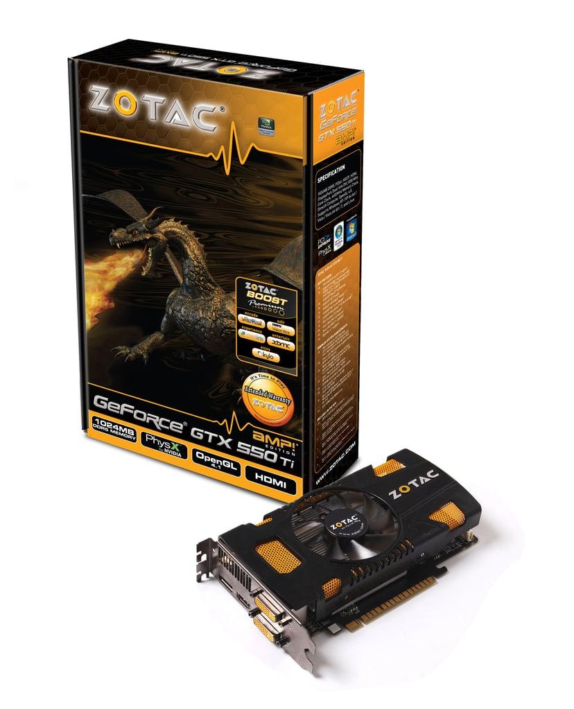 Zotac GeForce GTX 550 Ti