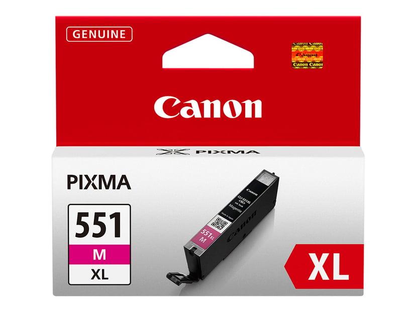Canon Bläck Magenta CLI-551M XL