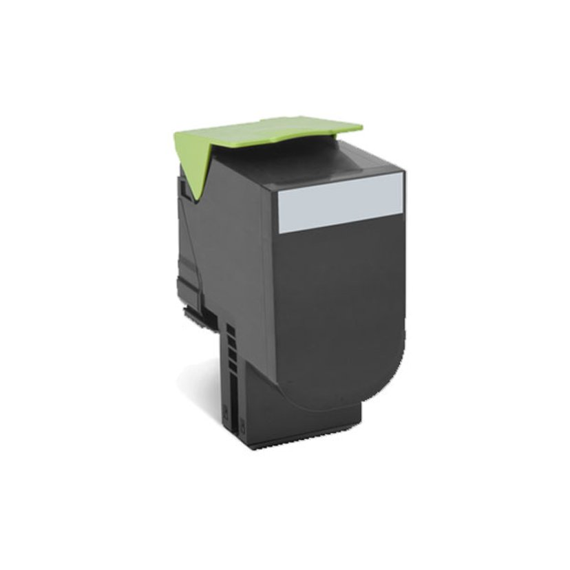 Lexmark Toner Svart 802SK 2,5k Return