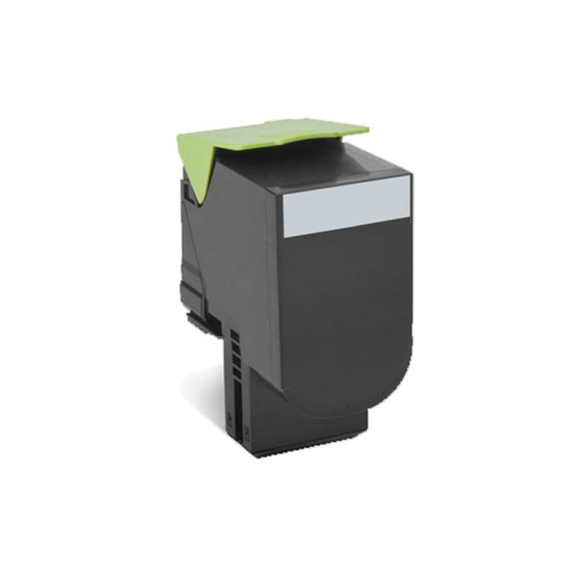 Lexmark Toner Zwart 802SK 2,5k Return