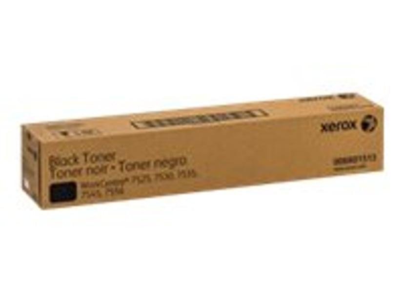 Xerox Toner Svart 26k - WC 7525/7535