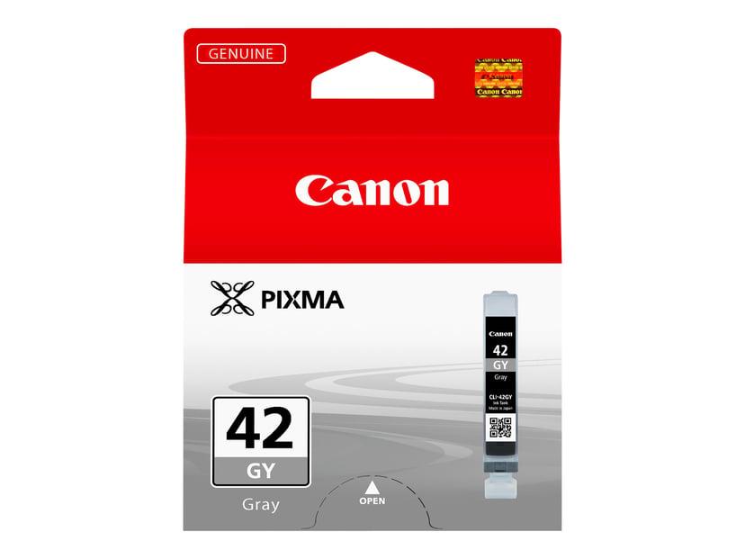 Canon Bläck Grå CLI-42GY - PRO-100