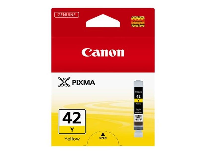 Canon Blekk Gul CLI-42Y - PRO-100