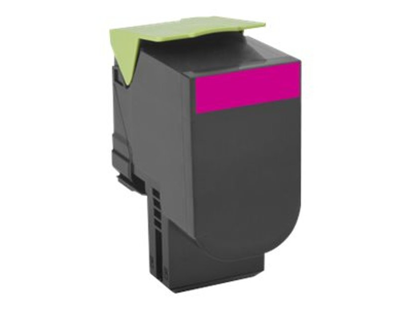 Lexmark Toner Magenta 802SM 2k Return