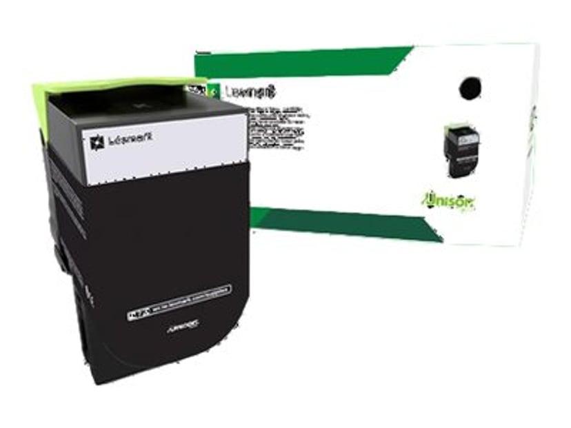 Lexmark Toner Sort 802SK 2,5k Return