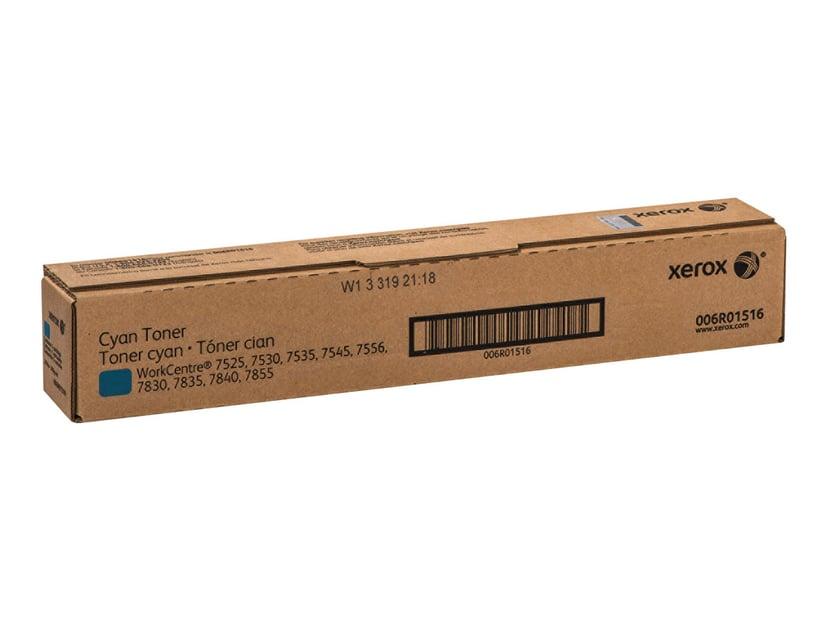 Xerox Toner Cyan 15k - WC 7525/7535