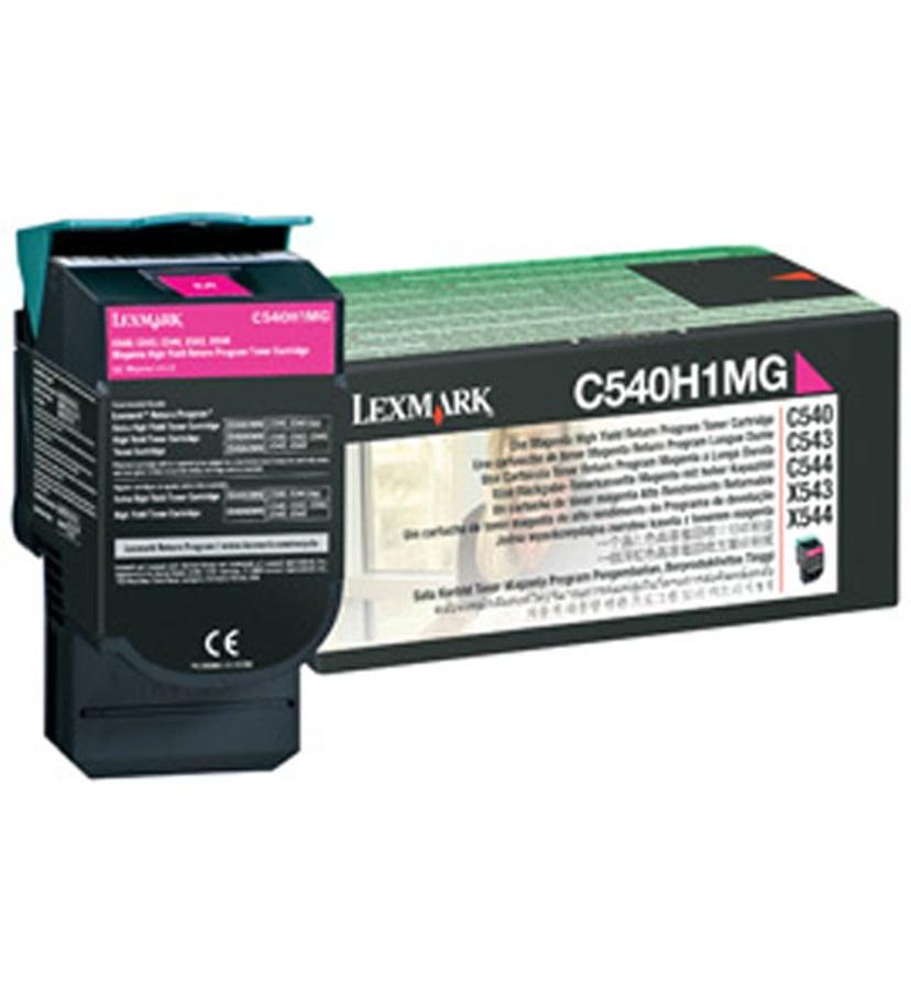 Lexmark Värikasetti Magenta 2k - C540/X543