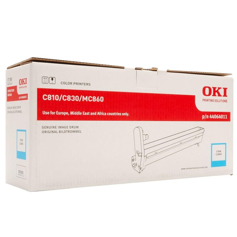 OKI Tromle Cyan 20K Sidor - C810/C830