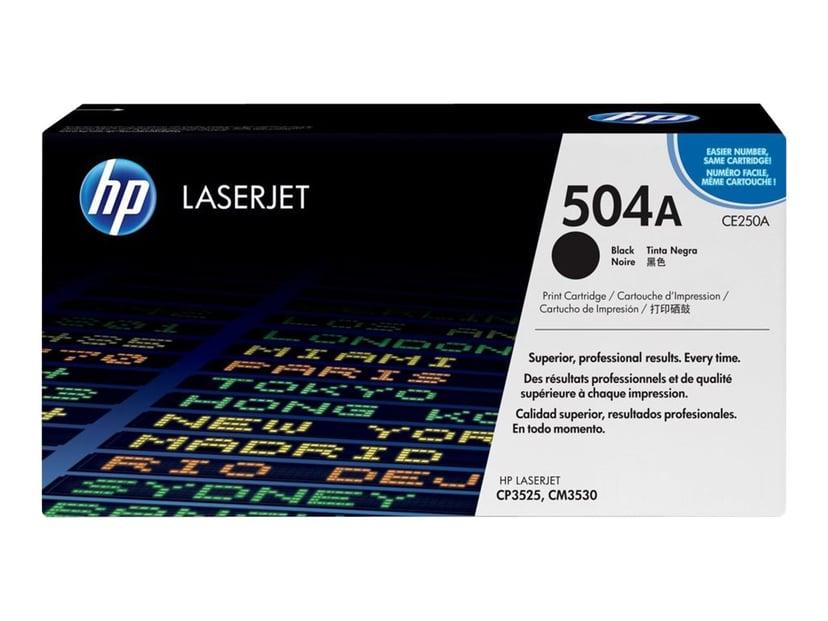 HP Toner Svart 5K - CE250A