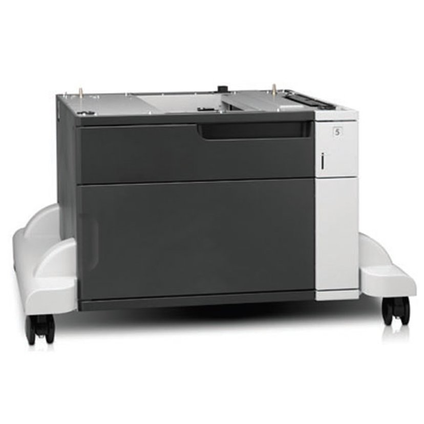 HP Bricka för skrivarställ 500 Ark - M712/M725