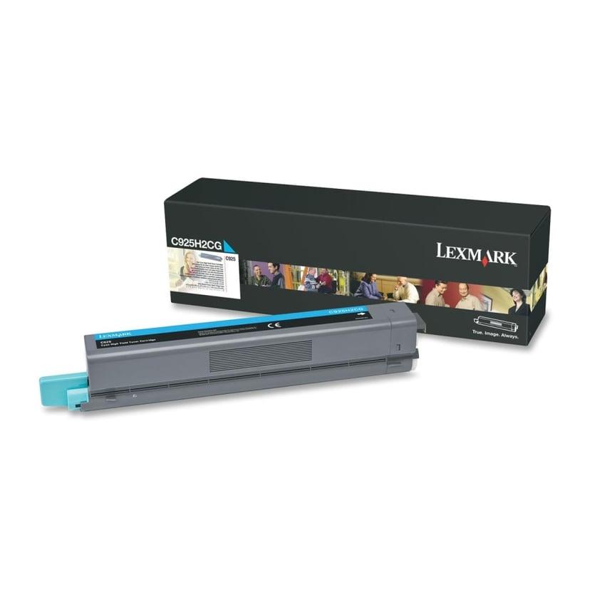 Lexmark Toner Cyan 7,5k - C925