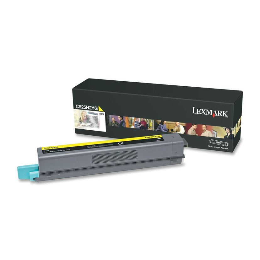 Lexmark Värikasetti Keltainen 7,5k - C925