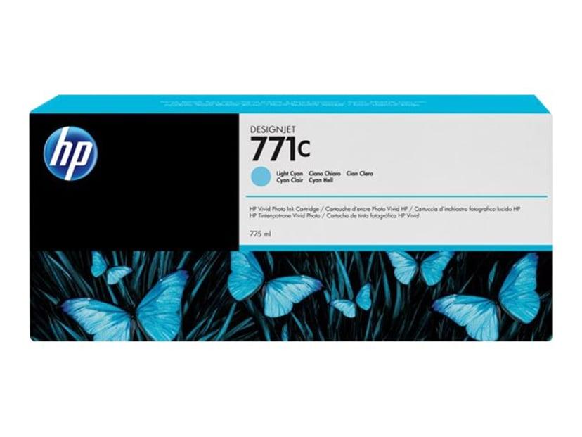 HP Muste Kevyt Syaani No.771C - DJ Z6200