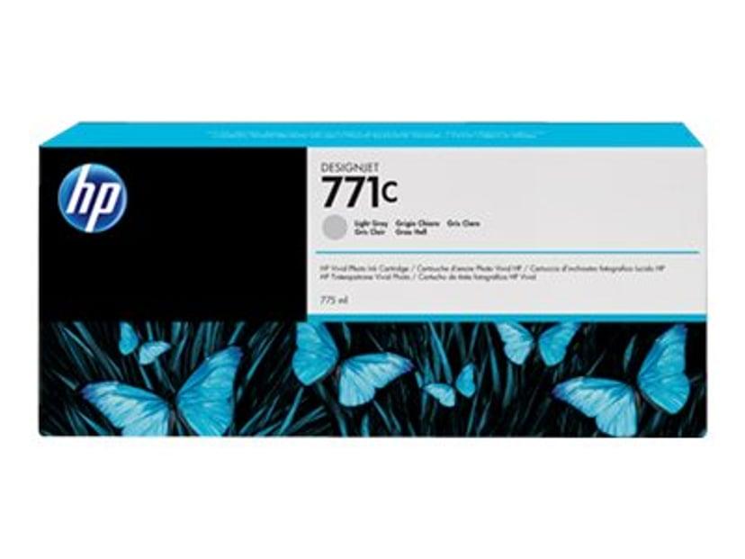 HP Blekk Ljus Grå No.771C - DJ Z6200