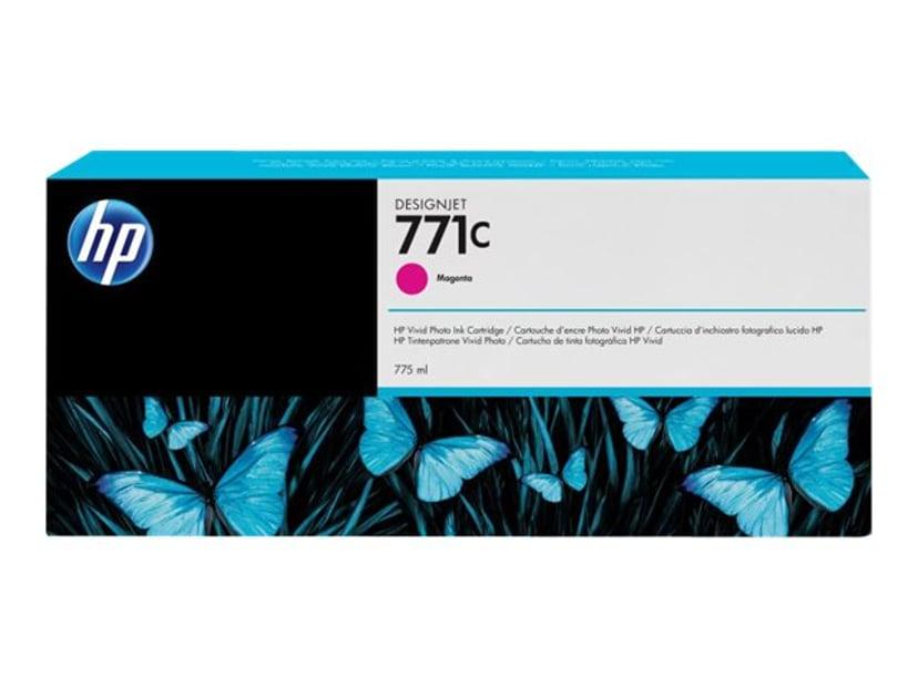 HP Bläck Magenta No.771C - DJ Z6200