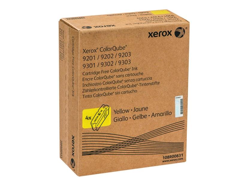 Xerox Colorstix 4X Gul - CQ9301