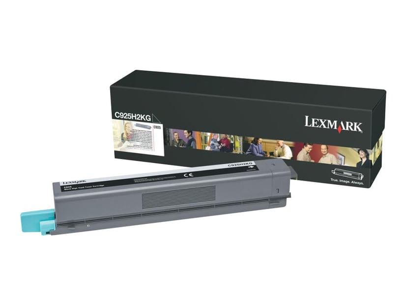 Lexmark Toner Svart 8,5k - C925