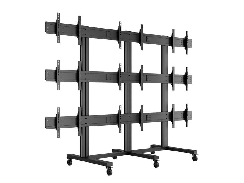 Multibrackets M Public Video Wall Stand 9-Screens