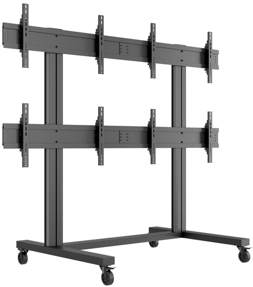 Multibrackets M Public Video Wall Stand 4-Screens