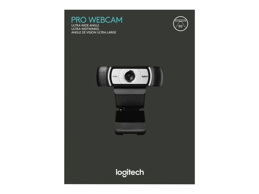 Logitech C930e Webbkamera 1920 x 1080