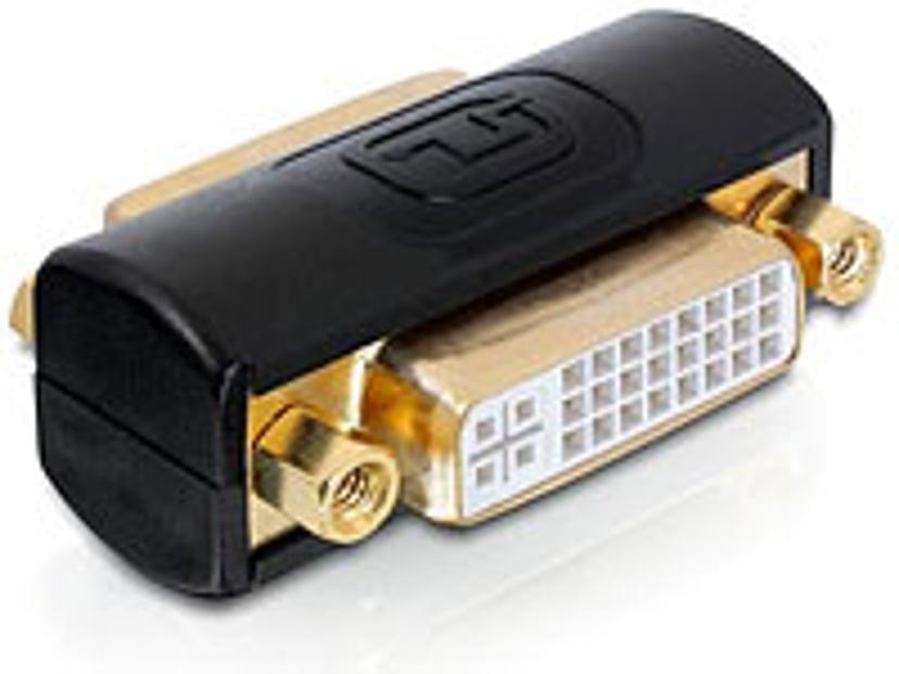 Delock Adapter DVI-I Hunn DVI-I Hunn