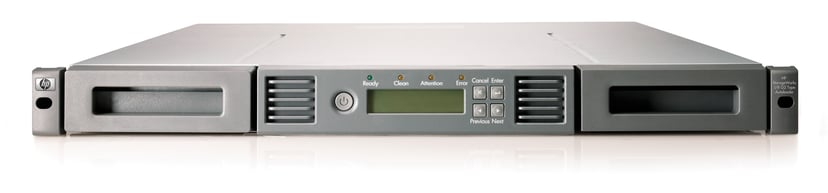 HPE 1/8 G2 Tape Autoloader Ultrium 3000 Automatisk båndlaster
