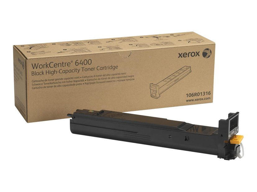 Xerox Toner Svart 12k - WC 6400