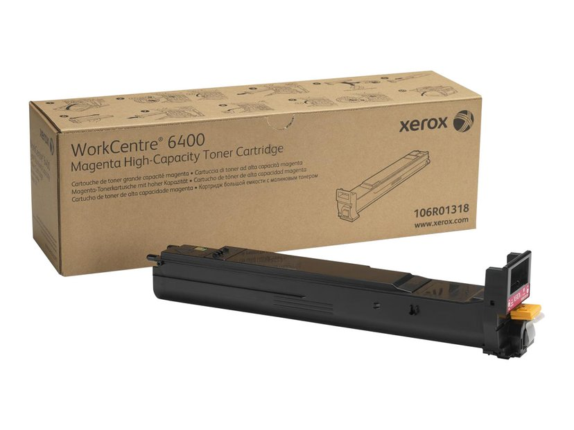 Xerox Toner Magenta 16,5k - WC 6400