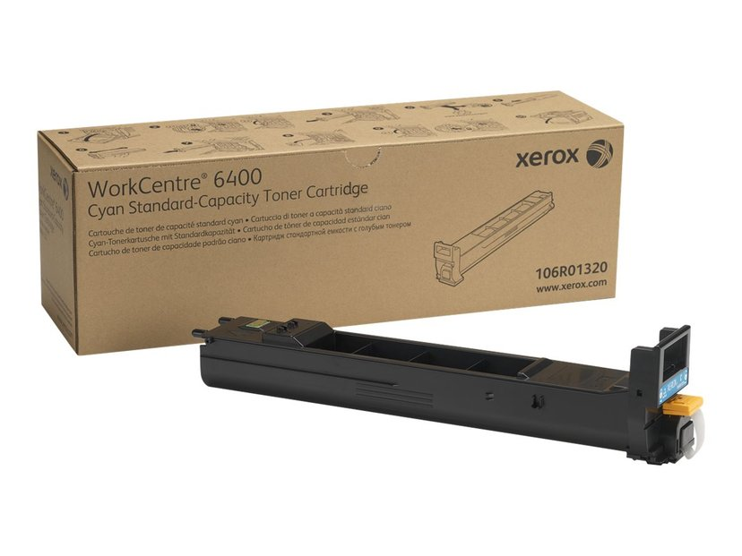 Xerox Toner Cyan 8k - WC 6400