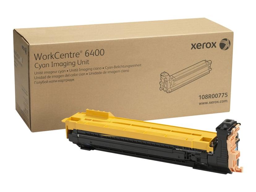 Xerox Tromle Cyan 30K - WC 6400